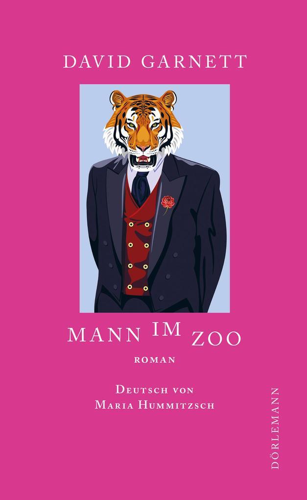 Mann im Zoo als eBook
