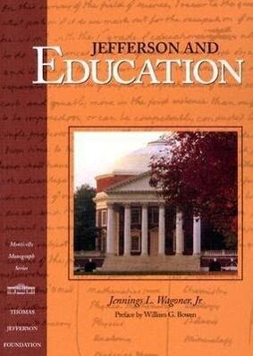 Jefferson and Education als Taschenbuch