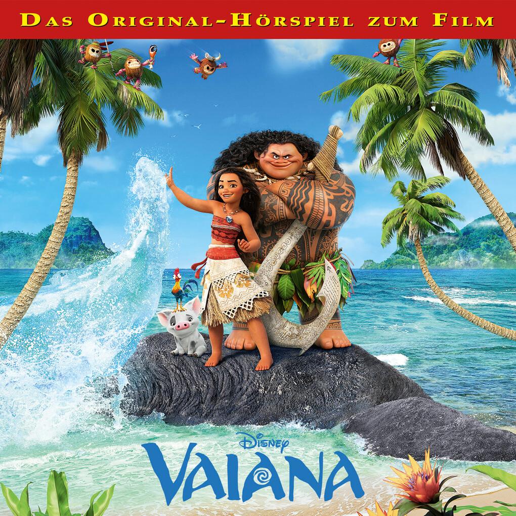 Disney - Vaiana als Hörbuch Download