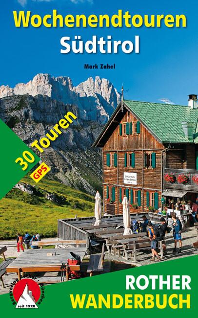 Wochenendtouren Südtirol als Buch