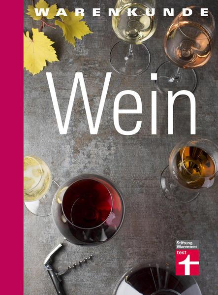 Warenkunde Wein als Buch
