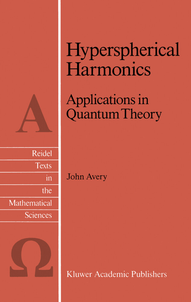 Hyperspherical Harmonics als Buch (gebunden)