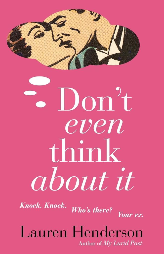 Don't Even Think about It als Taschenbuch
