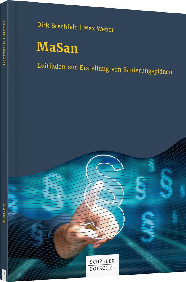 MaSan als Buch