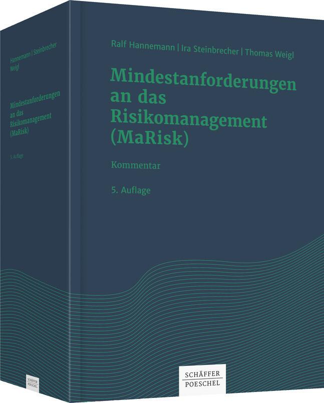 Mindestanforderungen an das Risikomanagement (MaRisk) als Buch