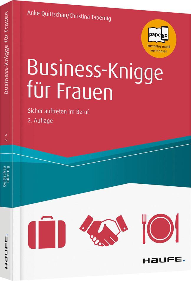 Business-Knigge für Frauen als Buch (gebunden)