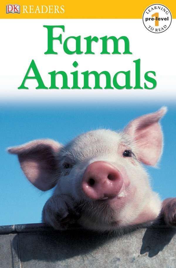 Farm Animals als Taschenbuch