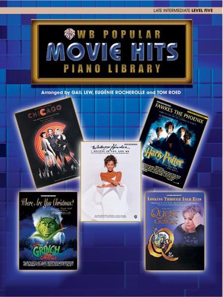 Popular Piano Library Movie Hits: Level 5 als Taschenbuch