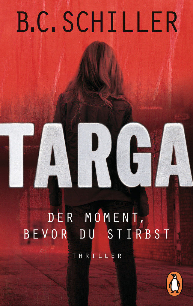 Targa - Der Moment, bevor du stirbst als eBook