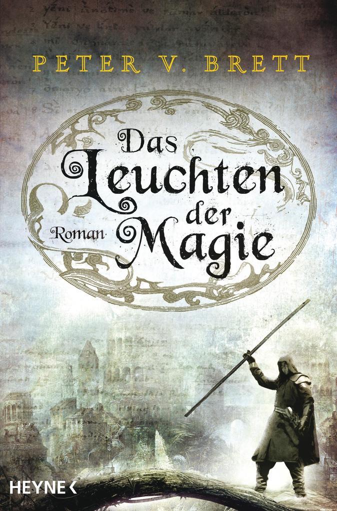 Das Leuchten der Magie als eBook
