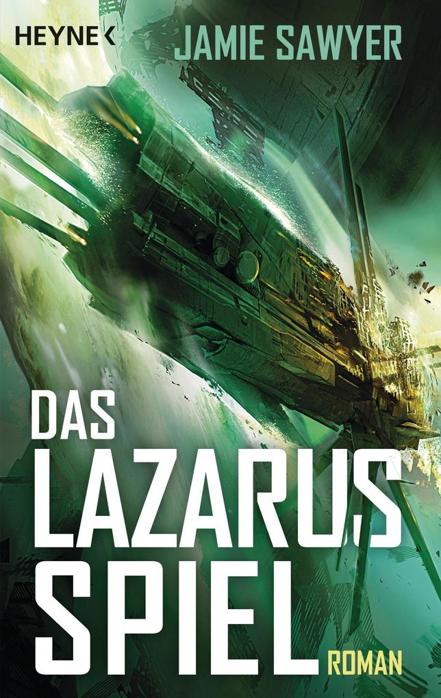 Das Lazarus-Spiel als eBook