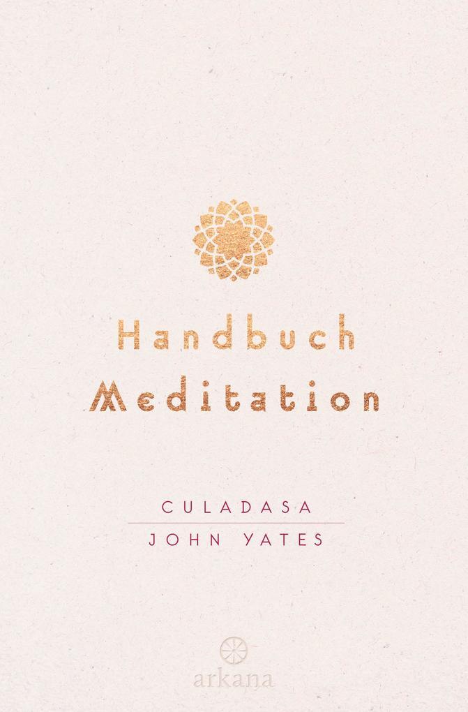 Handbuch Meditation als eBook