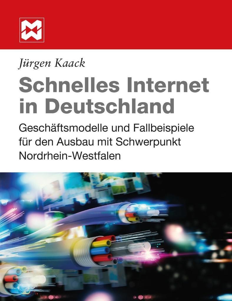 Schnelles Internet in Deutschland als eBook