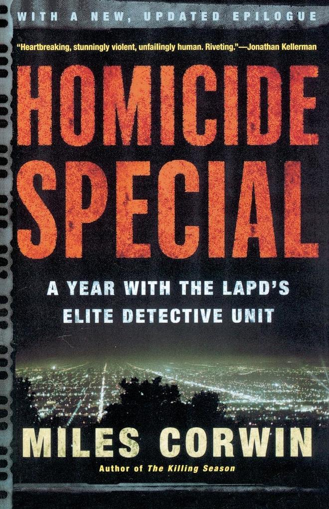 Homicide Special als Taschenbuch