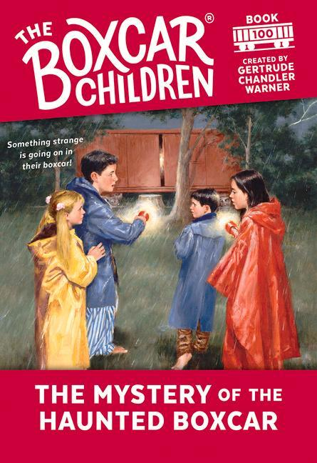 The Mystery of the Haunted Boxcar als Taschenbuch