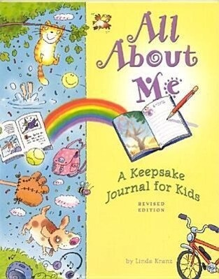 All about Me: A Keepsake Journal for Kids als Taschenbuch