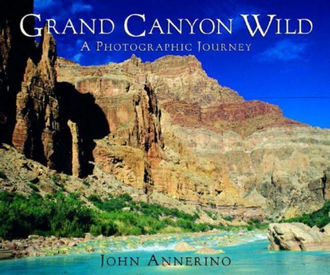 Grand Canyon Wild: A Photographic Journey als Buch