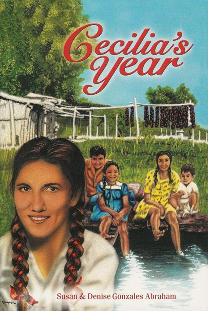 Cecilia's Year als Buch