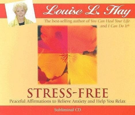 Stress-Free: Peaceful Affirmations to Relieve Anxiety and Help You Relax als Hörbuch