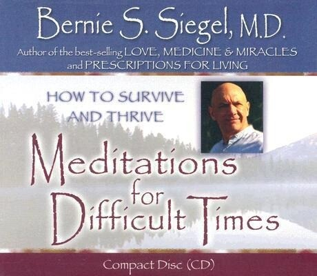Meditations for Difficult Times als Hörbuch