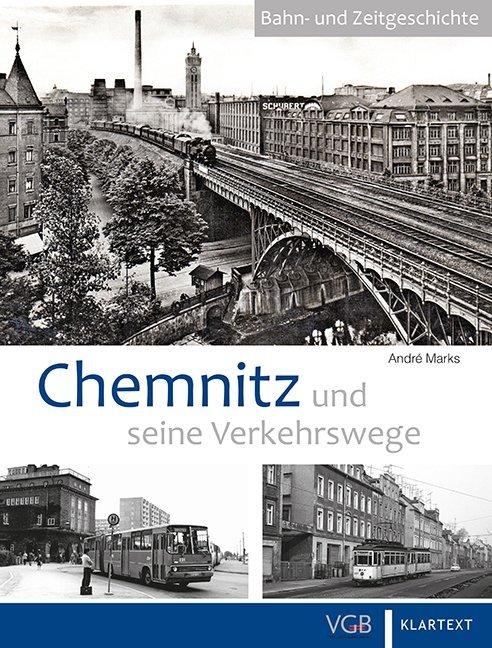 Chemnitz und seine Verkehrswege als Buch