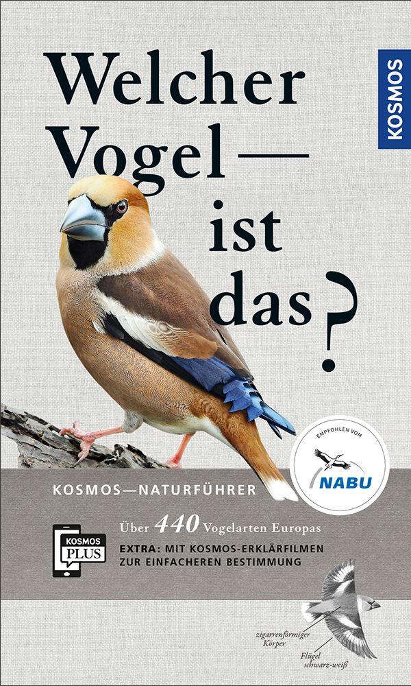 Welcher Vogel ist das? als Buch
