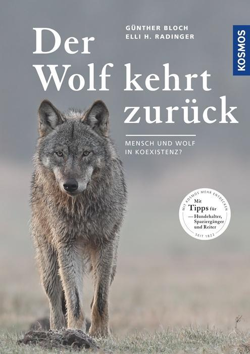 Der Wolf kehrt zurück als Buch