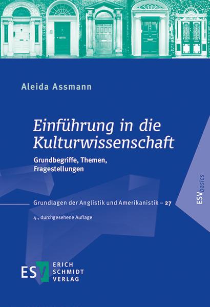 Einführung in die Kulturwissenschaft als Buch