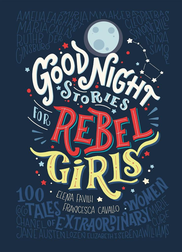 Good Night Stories for Rebel Girls als eBook epub