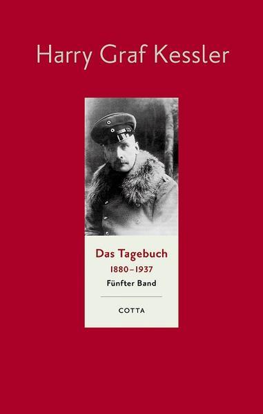 Tagebuch 1914 - 1916 als Buch (gebunden)