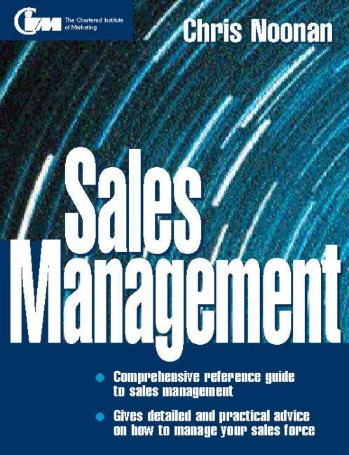 Sales Management als Buch (kartoniert)