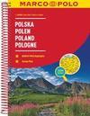 MARCO POLO Reiseatlas Polen 1:300 000