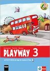 Playway ab Klasse 1. 3. Schuljahr. Activity Book mit App für Filme&Audios