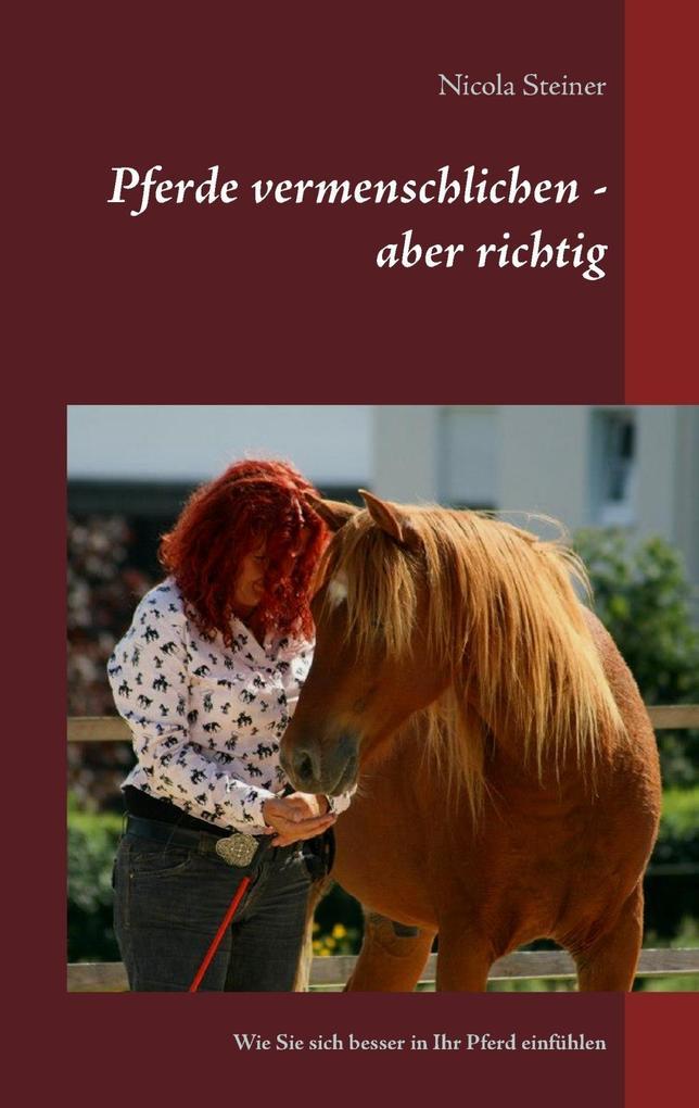 Pferde vermenschlichen - aber richtig als eBook