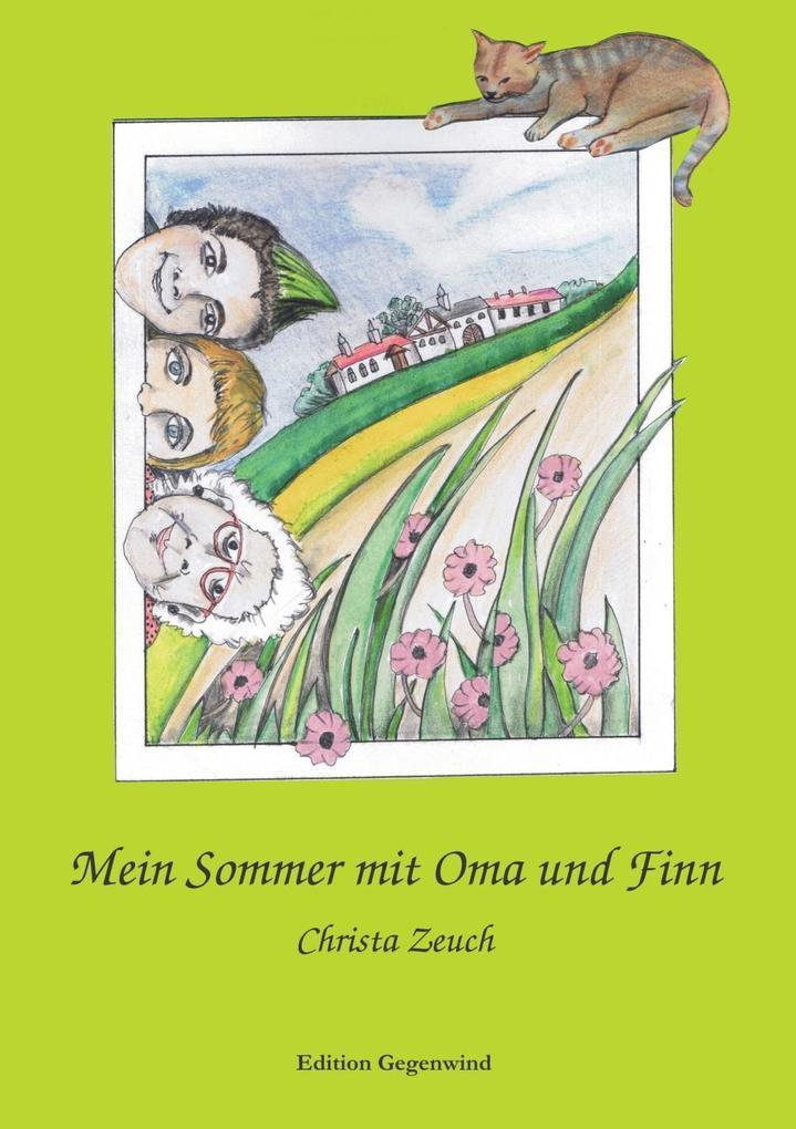 Mein Sommer mit Oma und Finn als eBook