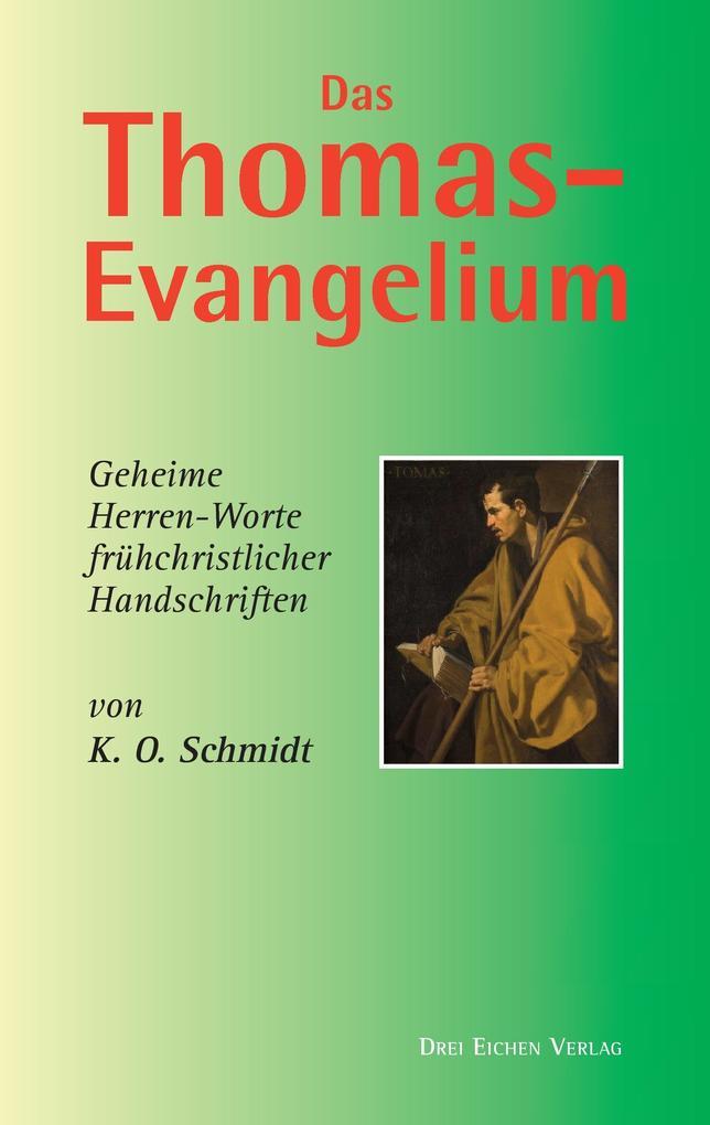 Das Thomas-Evangelium als Buch