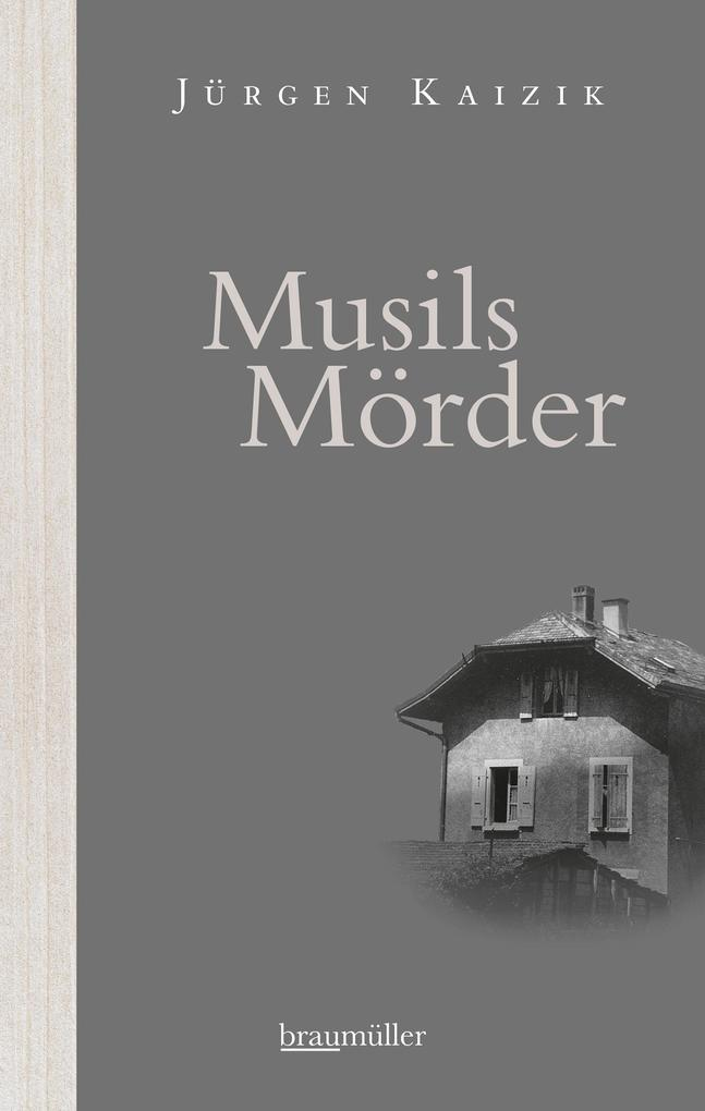 Musils Mörder als eBook
