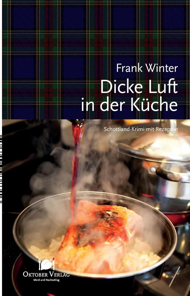 Dicke Luft in der Küche als Buch