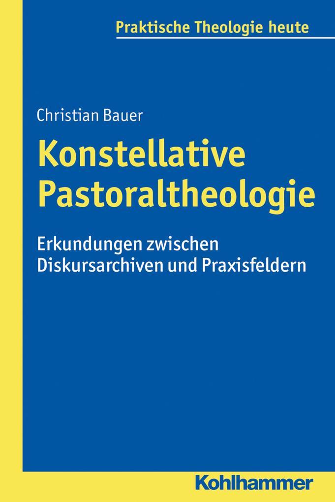 Konstellative Pastoraltheologie als eBook