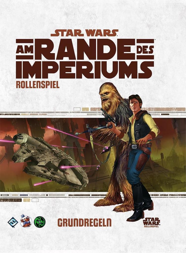 Star Wars: Am Rande des Imperiums - Grundregeln als Buch