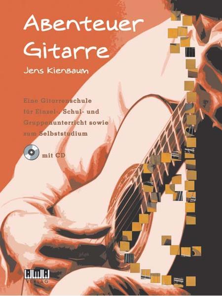 Abenteuer Gitarre als Buch von Jens Kienbaum
