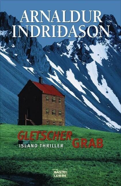 Gletschergrab als Taschenbuch von Arnaldur Indridason