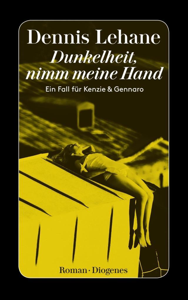 Dunkelheit, nimm meine Hand als eBook