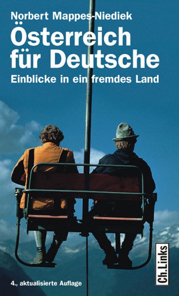 Österreich für Deutsche als eBook