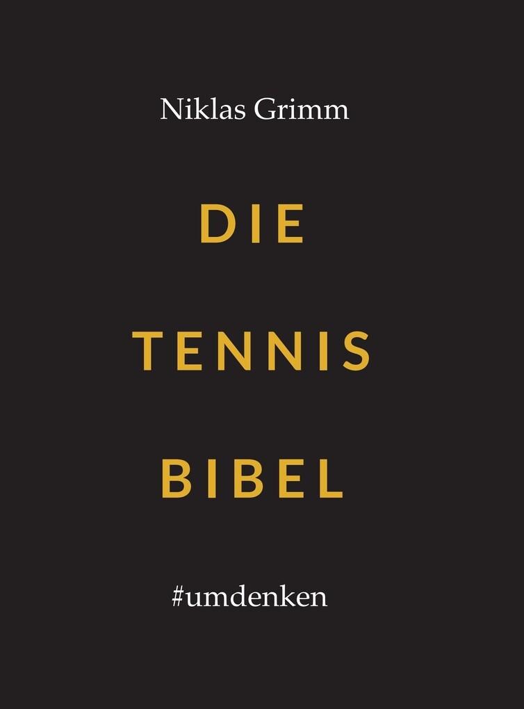 Die Tennis Bibel als eBook