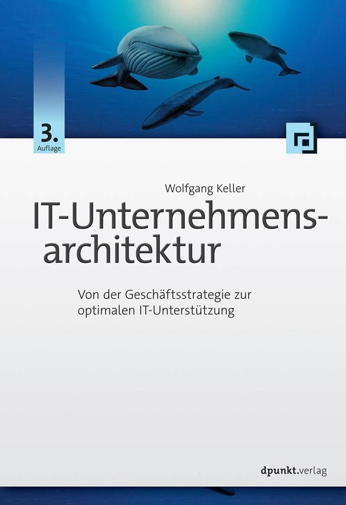 IT-Unternehmensarchitektur als Buch