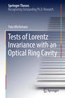 Tests of Lorentz Invariance with an Optical Ring Cavity