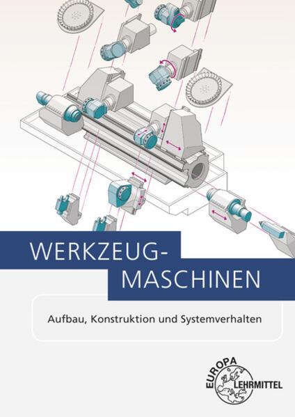 Werkzeugmaschinen als Buch von Peter Demmel, Th...