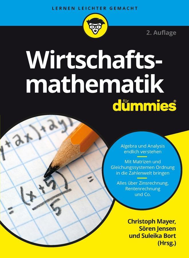 Wirtschaftsmathematik für Dummies als eBook