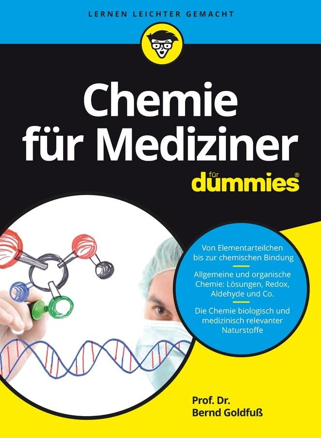Chemie für Mediziner für Dummies als eBook